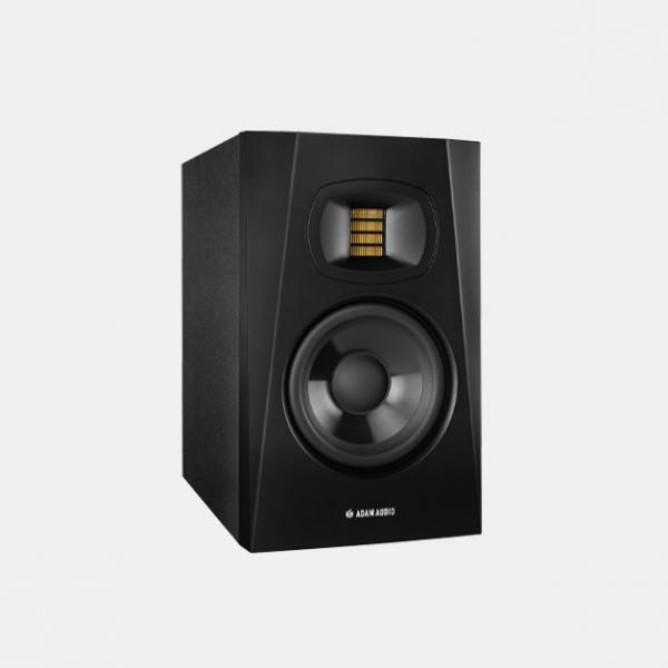 adam audio t5v studio monitors